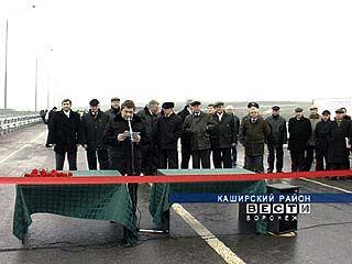 Открылся новый мост длиной 412 метров