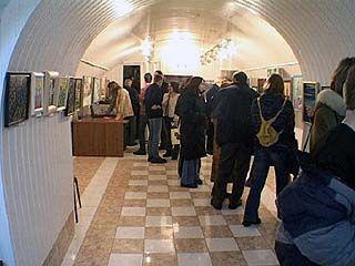 Открылся новый выставочный зал