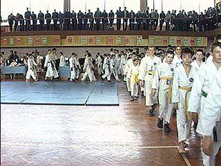 Открылся областной Центр спортивного каратэ