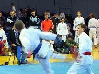 Открытый чемпионат области по каратэ финишировал в Воронеже