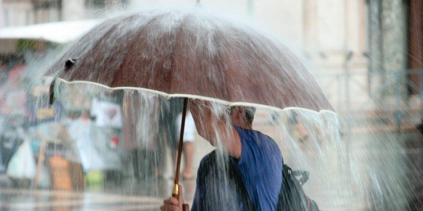 ВВоронежской области вновь объявили штормовое предупреждение