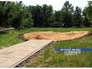 Памятник советским воинам скоро появится в Верхнем Мамоне
