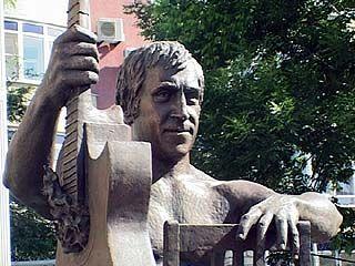 Памятник Владимиру Высоцкому появится в Воронеже ко Дню города