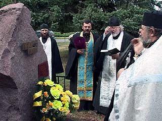 Панихида в День памяти жертв терактов прошла у памятника Елене Фроловой