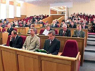 Парламентарии сократили сроки рассмотрения проекта бюджета