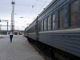Пассажирский поезд сбил трёх женщин в Каширском районе