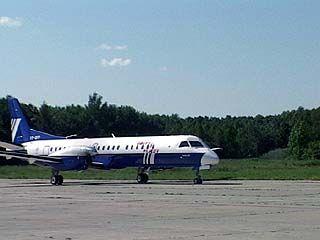 Пассажирский самолет совершил экстренную посадку в Воронежском аэропорту