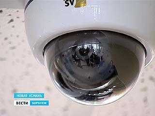 Пациенты Новоусманской поликлиники лечились под наблюдением видеокамеры