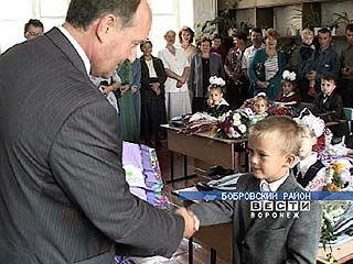 Павел Кораблёв обещал проверить успеваемость учеников Хренового