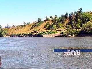Павловские берега подмывает, а Басовская плотина остается бесхозной