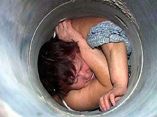 Пенсионерка упала в мусоропровод воронежской многоэтажки