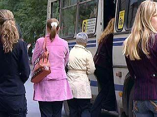 Передвигаться на маршрутных автобусах всё ещё не безопасно
