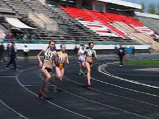 Первенство области по легкой атлетике прошло в Воронеже