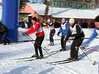 Первенство России по лыжным гонкам среди любителей стартовало в Воронеже