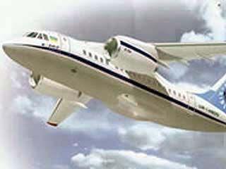 Первые четыре самолета АН-148 будут переданы заказчикам в этом году