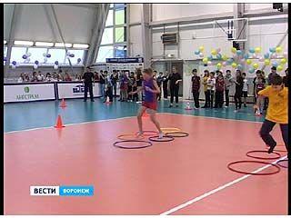 Первые неолимпийские игры Воронежа собрали около 100 участников