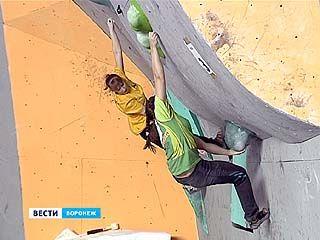 Первые за несколько лет в России соревнования по боулдерингу прошли в Воронеже