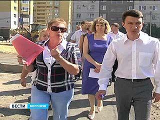 Первыми отремонтируют те дворы в Воронеже, где жители готовы к сотрудничеству