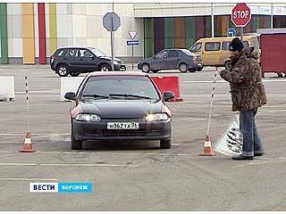 Первый этап областного чемпионата по автомногоборью прошел в Воронеже