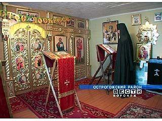 Первый православный Центр откроется в Острогожском районе