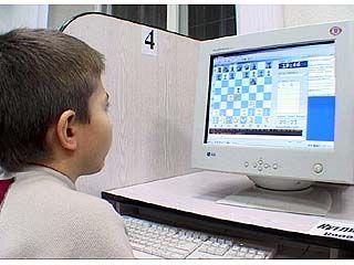 Первый шахматный матч через Интернет завершился в пользу россиян