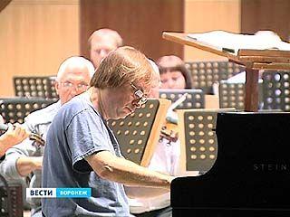 Пианист Валерий Кулешов откроет новый концертный сезон в Воронежской филармонии