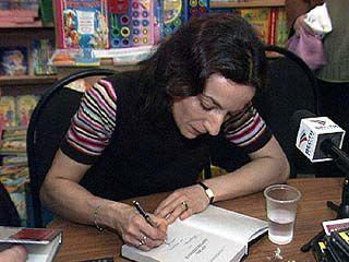 Писательница Дашкова на улицах Воронежа искала вдохновение