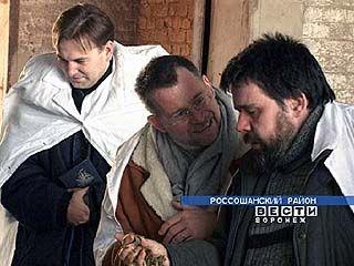 Питер Гросс посетил россошанский мясокомбинат