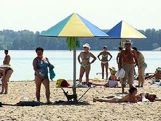 Пляжный сезон открыт в Воронежской области