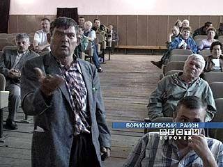 По Борисоглебску прокатилась волна митингов