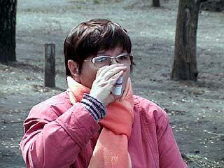 По данным медиков, каждый десятый житель региона страдает аллергией