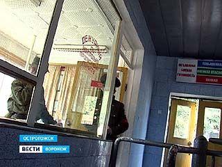По факту ЧП в Острогоржской части возбуждено уголовное дело