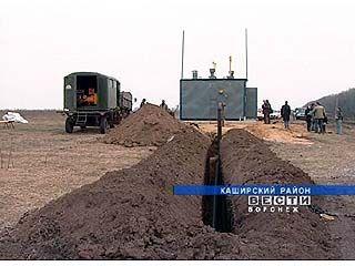 По монтажу газопровода к поселку Дзержинский подрядчик побил все рекорды