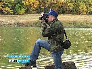 По стопам прадеда┘ Василий Нацентов фотографирует птиц Каменной степи
