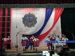 Победители богучарского фестиваля отправятся на всероссийский