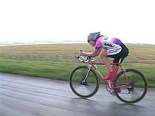 Победительница первенства России по велоспорту поедет на чемпионат мира в Канаду