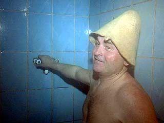 Почему в чистый четверг в бане нет воды?
