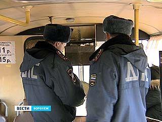 Почти 200 автобусов в Воронеже признаны небезопасными