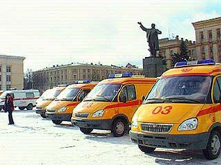 Почти 60 автомобилей будут служить Воронежу в медицинских целях