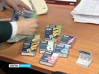 Почти ручная работа. Воронежец пытался продать партию контрацептивов неизвестного происхождения