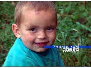 Почти сутки провел в лесу двухлетний мальчик из села Костино
