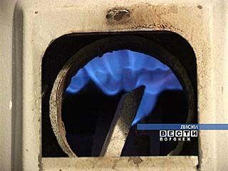 Почти весь Лискинский район остался без газа