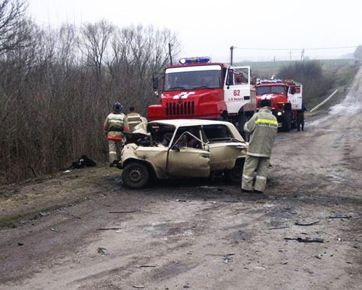 Под Воронежем крупная авария обернулась гибелью ребёнка