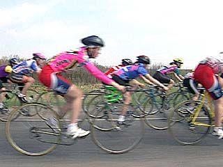 Под Воронежем прошло первенство по велоспорту