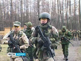 Под Воронежем состоялось официальное открытие страйкбольного сезона