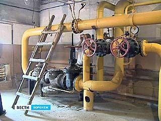 Подача газа к отключённым котельным в Воронеже возобновилась