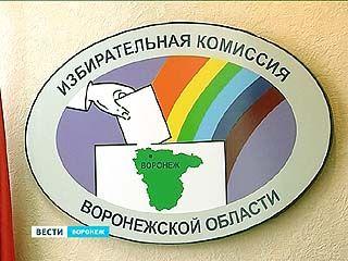 Подать документы кандидаты в губернаторы Воронежской области могут в избирком последний день