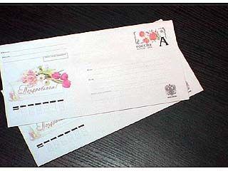 Поддельные конверты обнаружены в Воронеже