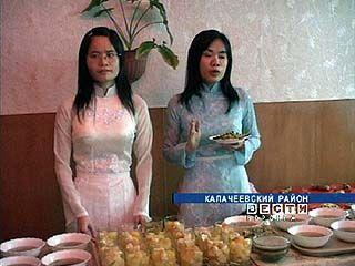 Подгоренские школьники ознакомились с Вьетнамом