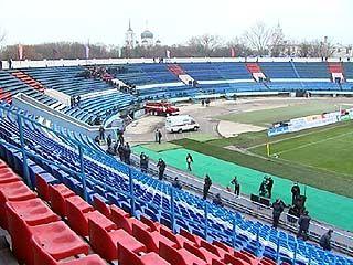 Подготовится к матчу века в Воронеже смогли всего за два месяца